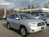 2010 Classic Silver Metallic Toyota Highlander Limited 4WD #74973342