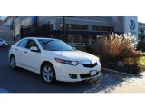2010 Premium White Pearl Acura TSX Sedan #74973238