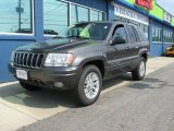 2002 Graphite Metallic Jeep Grand Cherokee Limited 4x4 #74973798