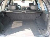 2002 Jeep Grand Cherokee Limited 4x4 Trunk