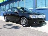 2008 Lincoln MKZ Black
