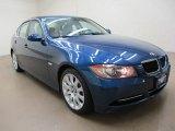 2006 Mystic Blue Metallic BMW 3 Series 330xi Sedan #74973123