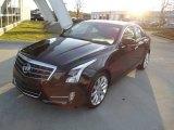 2013 Black Diamond Tricoat Cadillac ATS 3.6L Premium #74973427
