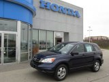 2011 Royal Blue Pearl Honda CR-V LX 4WD #74973220