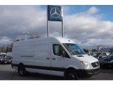2012 Mercedes-Benz Sprinter 3500 High Roof Extended Cargo Van