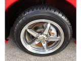 2002 Ford Mustang V6 Coupe Custom Wheels