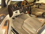 2009 Buick Enclave CX AWD Cocoa/Cashmere Interior