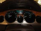 2009 Buick Enclave CX AWD Gauges