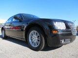 2008 Brilliant Black Crystal Pearl Chrysler 300 Touring #74973395