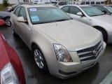 2009 Gold Mist Cadillac CTS 4 AWD Sedan #74973744