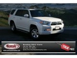 2013 Blizzard White Pearl Toyota 4Runner SR5 4x4 #74973088