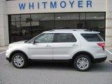 2013 Ingot Silver Metallic Ford Explorer XLT 4WD #74973527