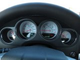 2013 Dodge Challenger SXT Plus Gauges