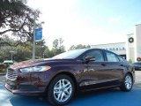 2013 Bordeaux Reserve Red Metallic Ford Fusion SE #75021187