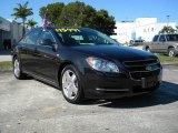 2008 Black Granite Metallic Chevrolet Malibu LT Sedan #75021423
