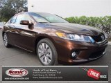 2013 Tiger Eye Pearl Honda Accord EX Coupe #75021040