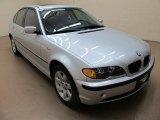 2005 Titanium Silver Metallic BMW 3 Series 325xi Sedan #75021025