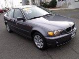 2003 Steel Grey Metallic BMW 3 Series 325xi Sedan #75021502