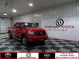 2010 Radiant Red Toyota Tundra TRD Sport Double Cab #75021138