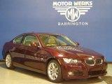 2010 Barbera Red Metallic BMW 3 Series 328i xDrive Coupe #75021015