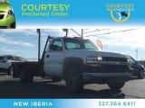 2002 Chevrolet Silverado 3500 Regular Cab Dually Stake Truck Data, Info and Specs