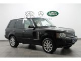 2007 Java Black Pearl Land Rover Range Rover Supercharged #75021601