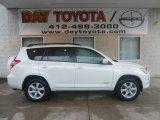 2012 Blizzard White Pearl Toyota RAV4 V6 Limited 4WD #75021107