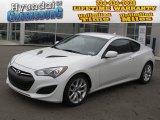 2013 White Satin Pearl Hyundai Genesis Coupe 2.0T #75020984
