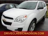 2010 Summit White Chevrolet Equinox LS AWD #75021453