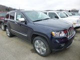 2013 Jeep Grand Cherokee True Blue Pearl
