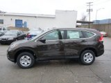 2013 Kona Coffee Metallic Honda CR-V LX AWD #75074338