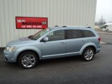 2013 Winter Chill Pearl Dodge Journey Crew #75074449