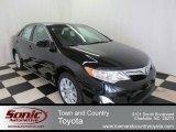 2012 Attitude Black Metallic Toyota Camry XLE #75074208