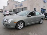 2009 Moss Green Metallic Ford Fusion SE #75073975