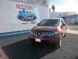 2009 Merlot Metallic Nissan Murano S #75073848