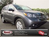 2013 Polished Metal Metallic Honda CR-V EX #75073726