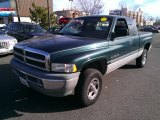 1998 Emerald Green Pearl Dodge Ram 1500 ST Extended Cab 4x4 #75074073