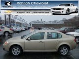 2007 Sandstone Metallic Chevrolet Cobalt LT Sedan #75074413