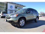 2009 Green Tea Metallic Honda CR-V LX #75074186