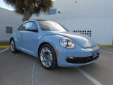 2013 Denim Blue Volkswagen Beetle 2.5L #75074379