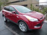 2013 Ruby Red Metallic Ford Escape SEL 2.0L EcoBoost 4WD #75073897