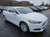 2013 Oxford White Ford Fusion SE #75073891