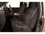 2002 Chevrolet Silverado 1500 Extended Cab Front Seat