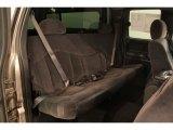 2002 Chevrolet Silverado 1500 Extended Cab Rear Seat