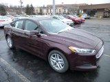 2013 Bordeaux Reserve Red Metallic Ford Fusion SE #75073886