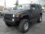 2007 Hummer H2 Black