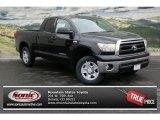 2013 Black Toyota Tundra Double Cab 4x4 #75073668