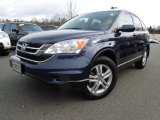 2010 Royal Blue Pearl Honda CR-V EX-L #75074249
