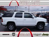 2005 Summit White Chevrolet Tahoe Z71 4x4 #75073773