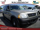 2003 Harvest Gold Metallic Ford Explorer XLS #75074366